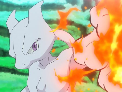 Mewtwo is Back in New Pokémon Journeys Anime Arc