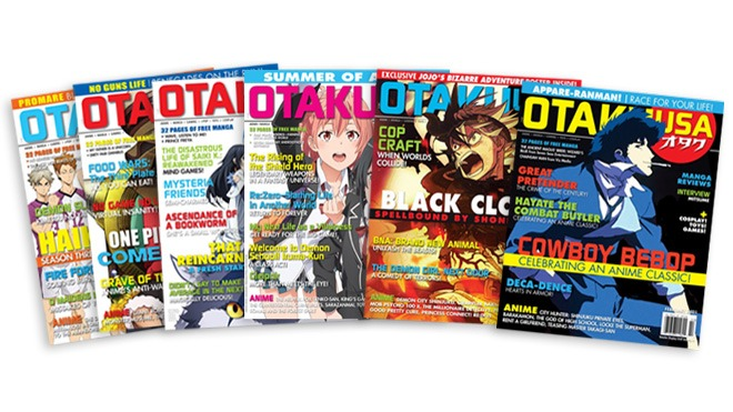 Otaku USA Kicks Off Black Friday Early with Holiday Subscription Discount!