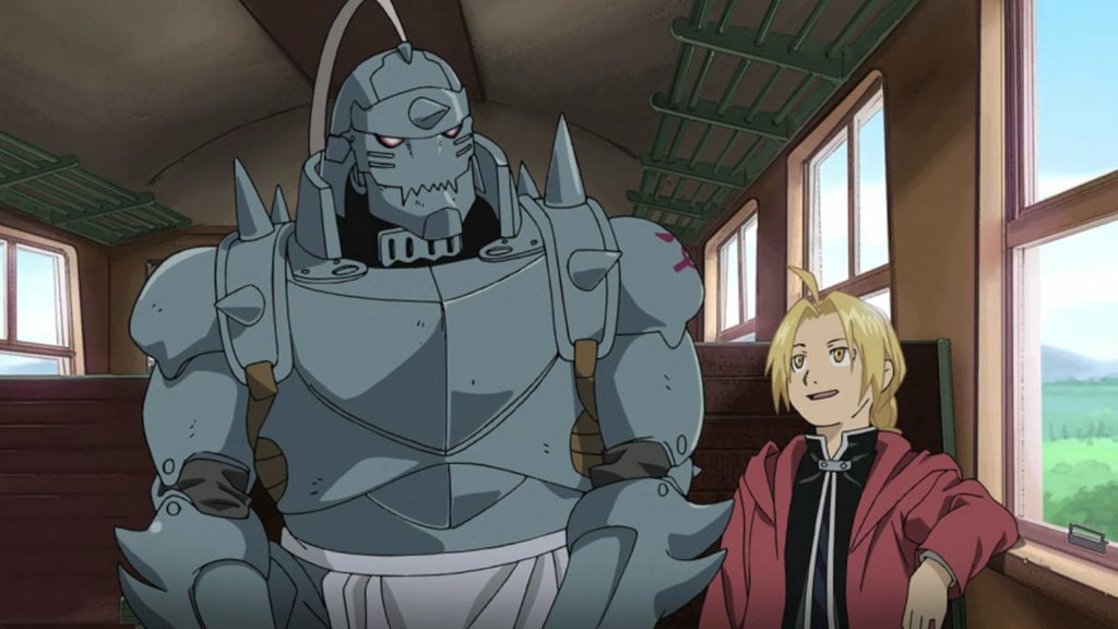 Alphonse Elric. That's it.