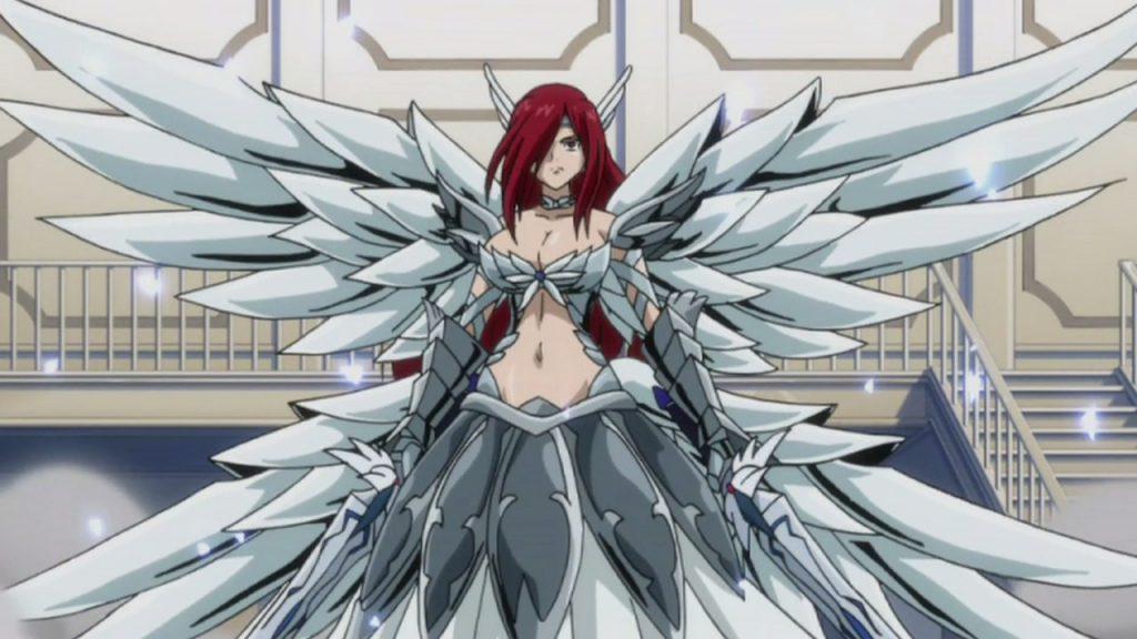 Erza Scarlet's Heaven's Wheel Armor