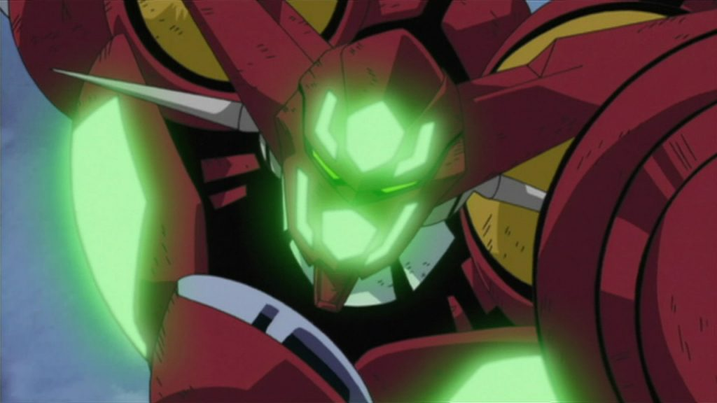 Getter Robo has been around for a while — let's get caught up!