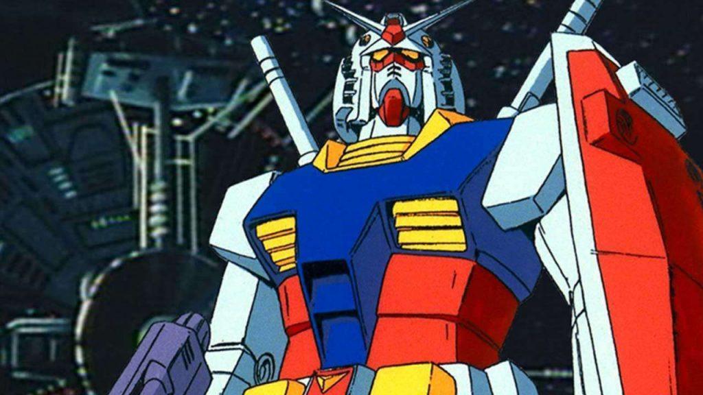 The Gundam RX-78-2