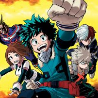 More Superhero Anime for My Hero Academia Fans