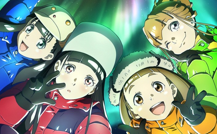 Enjoy This Wintry Mix of Anime for the Holiday Season