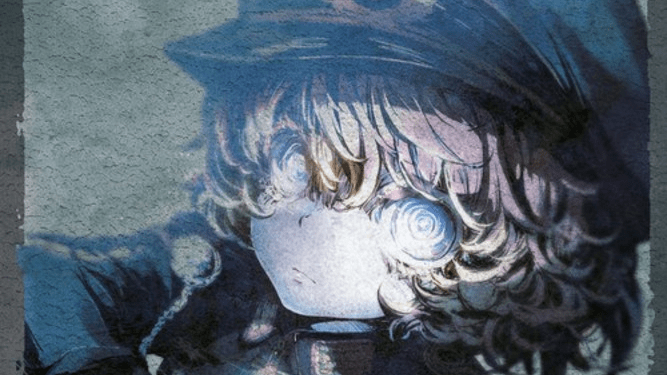 Tanya Degurechaff in the original Tanya the Evil light novel
