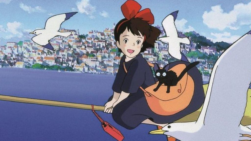 Kiki's Delivery Service is just one of the witch anime here to magic up your day!