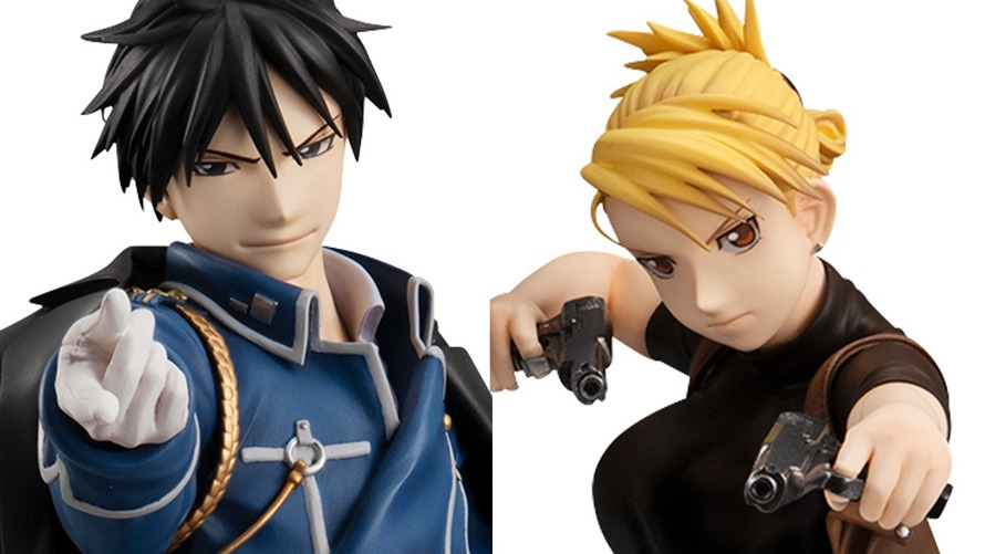Here Are the Top Anime, Manga, and Gaming Figures Revealed at the 2020 MegaHobby Expo Online