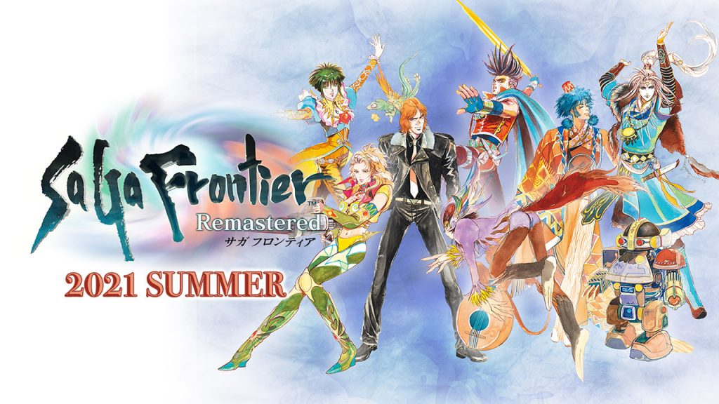 SaGa Frontier Remastered Brings the RPG Classic Back in 2021