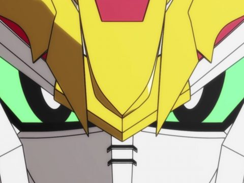 New SD Gundam World Heroes Anime Lined Up for April 2021