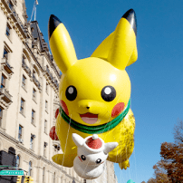 Pikachu Returns For Macy's Thanksgiving Day Parade