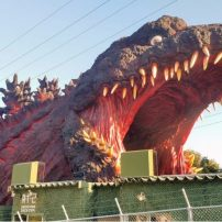 We Rode a Zipline into Godzilla's Mouth (And Lived To Tell the Tale)