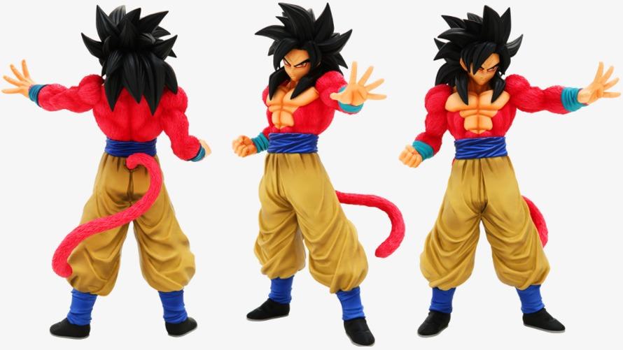 Bandai Spirits Ichibansho Super Saiyan 4 Goku Ichiban