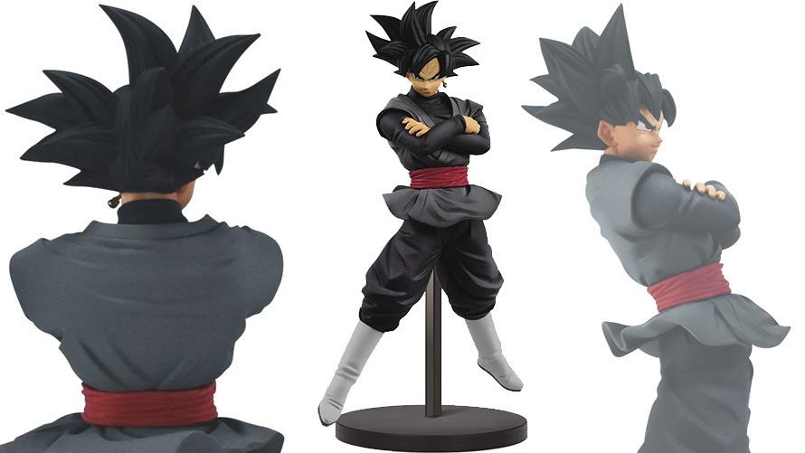 BanPresto Dragon Ball Super Chosenshiretsuden II Goku Black