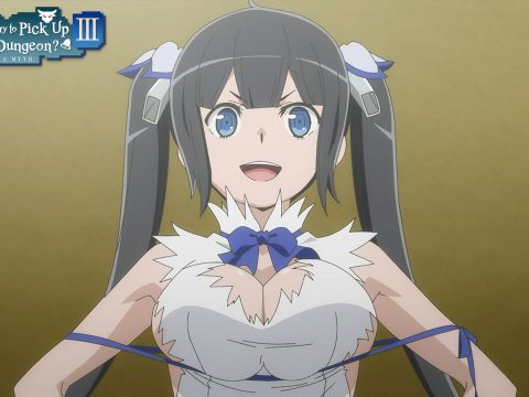 How to Watch DanMachi in the Best Possible Order