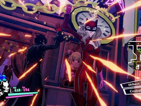 Persona 5 Strikers Attacks PS4, Switch, and PC on February 23, 2021