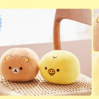 Get Fit with Adorable and Soft Rilakkuma Weights