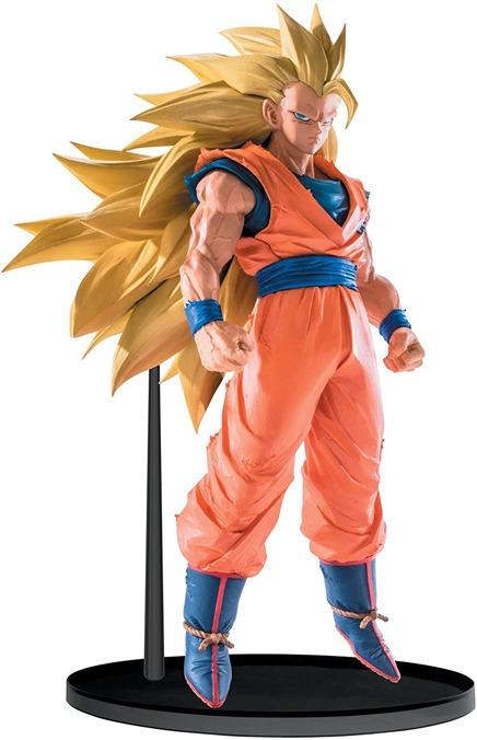 Super Saiyan 3 Goku Sculptures Big Budoukai 6