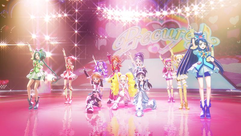PreCure Dance Time!