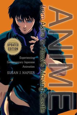 anime book