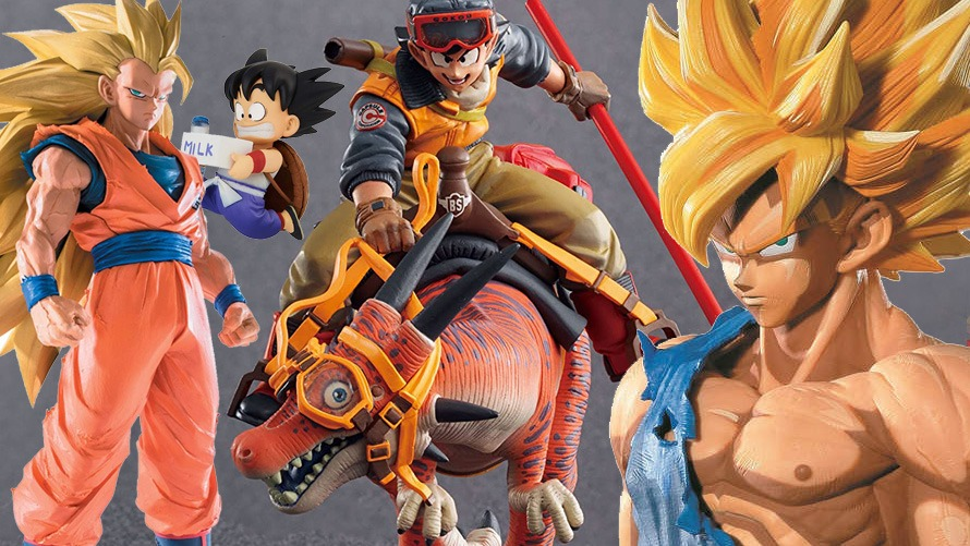 The Top 10 Goku Figures NOT at the Bottom of the Ocean