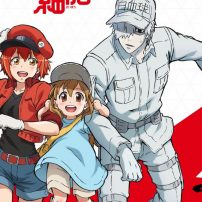 Cells At Work! Manga To Tackle COVID-19 in Upcoming Final Chapter