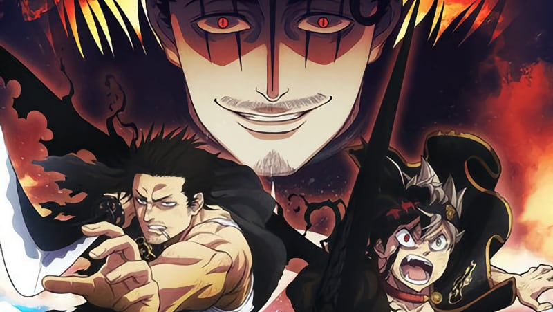 New Black Clover Key Art, Cast Members, Video Revealed