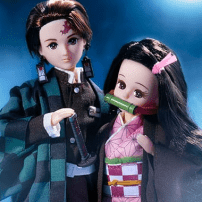 """Demon Slayer Gets the """"Barbie"""" Treatment in Japan with New Dolls"""