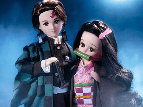 "Demon Slayer Gets the ""Barbie"" Treatment in Japan with New Dolls"
