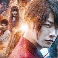 Live-Action Rurouni Kenshin Films Land Teaser Trailer, New Release Dates