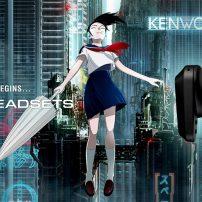 Mamoru Oshii and Koji Morimoto Team Up for Kenwood Ad