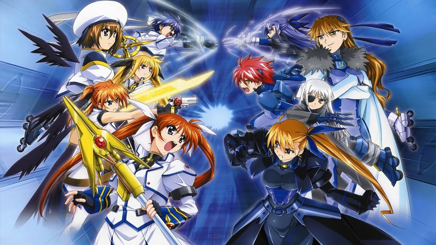 Magical Girl Lyrical Nanoha - 12 votes