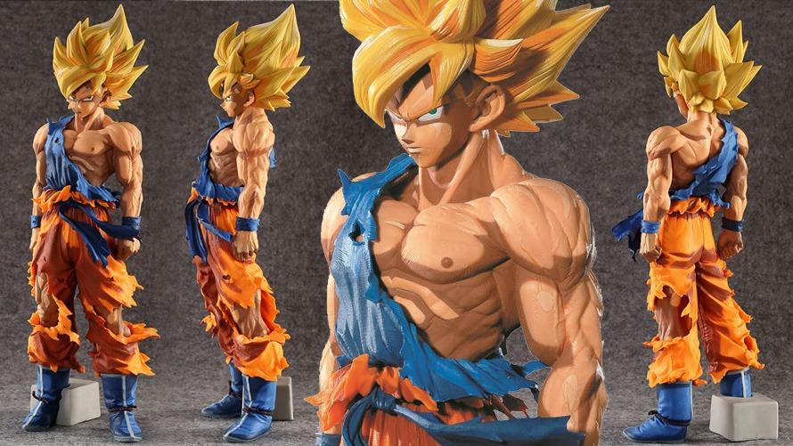 Son Goku Manga Dimensions Ver Dragon Ball Z Super Master Stars Prize Figure
