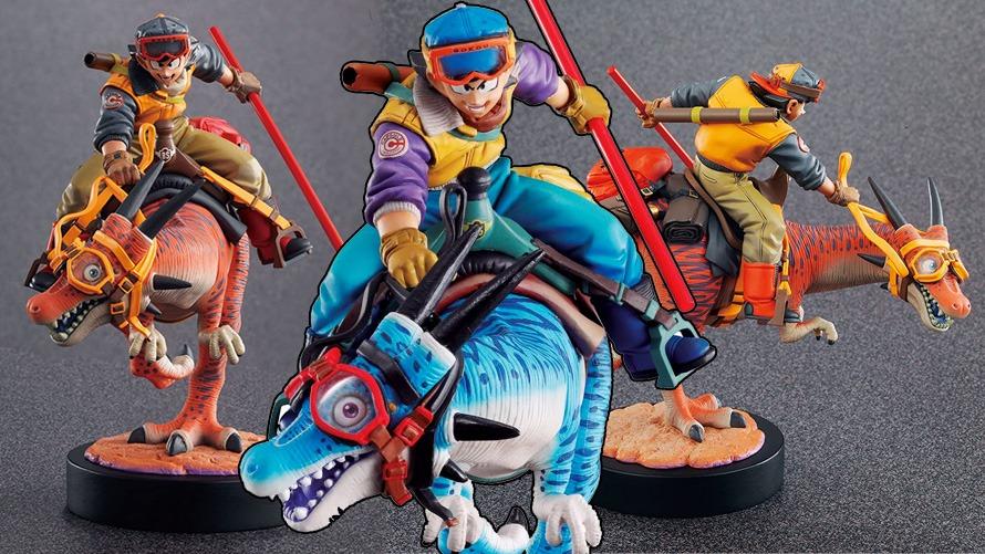Megahouse Dragon Ball Z Son Goku Desktop Real McCoy Figure by Animewild