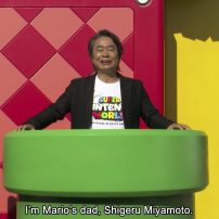 """Mario's Dad"" Shigeru Miyamoto Delivers Exuberant Tour of Super Nintendo World"