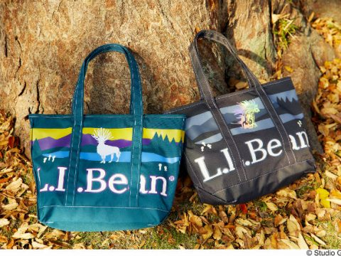 L.L.Bean Brings Out More Studio Ghibli Merch