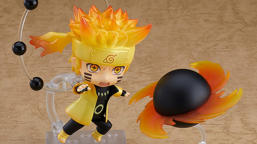 Naruto Sage of the Six Paths Nendoroid