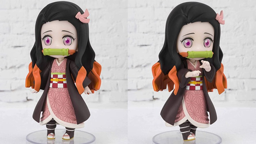 Tamashi Nations' Nezuko Figure