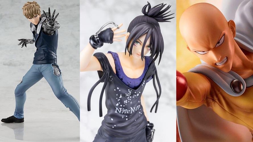 What is Otaku USA's Top One Punch Man Figure?
