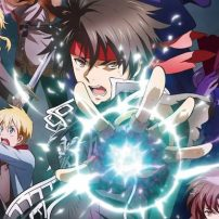 Sorcerous Stabber Orphen: Battle of Kimluck Gets New Key Art, Teaser