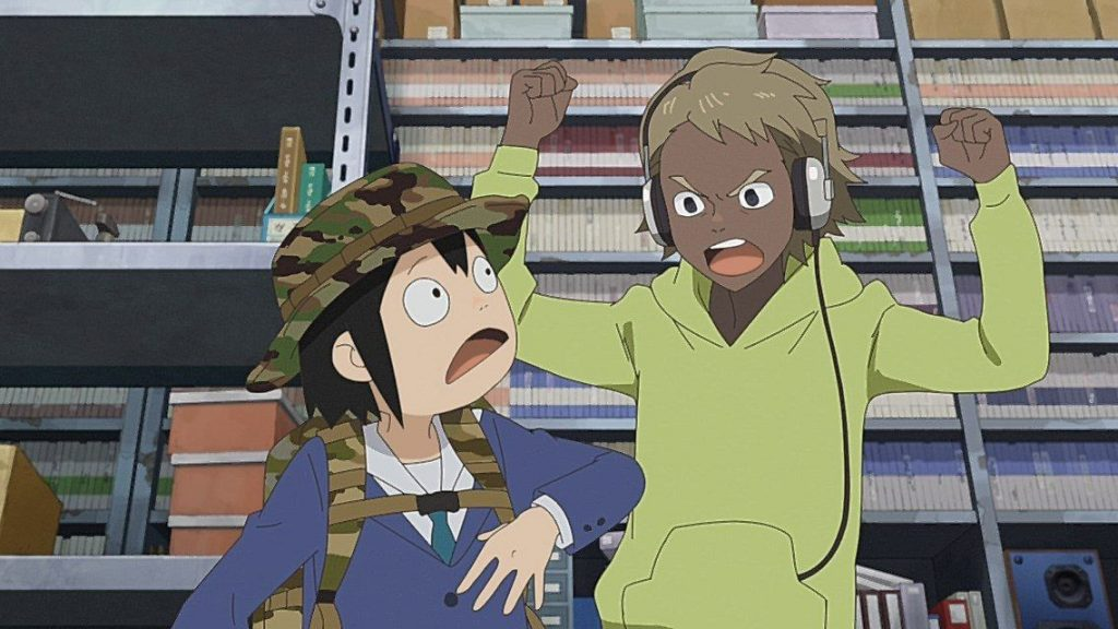 Doumeki Parker reminds us of the importance of audio in anime