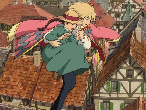 Remembering Magical Moments from Studio Ghibli Films