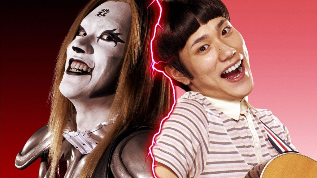 Some live-action anime treatments that are pretty good actually