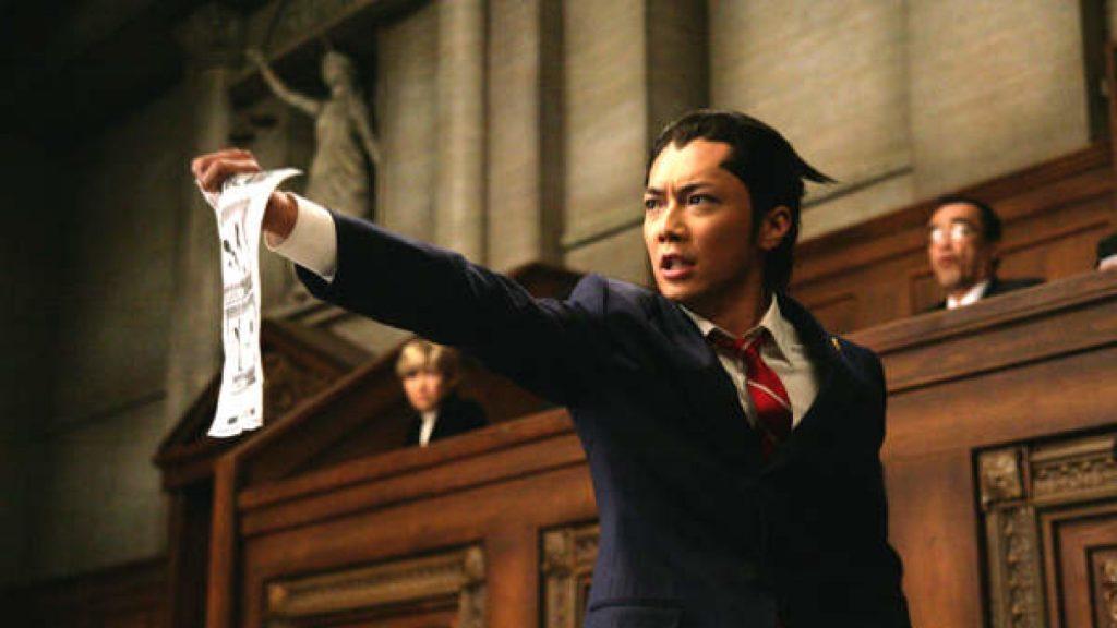 Takashi Miike's Ace Attorney