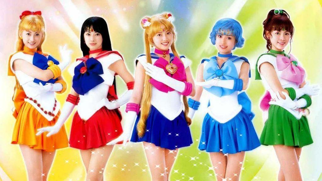 2003's Pretty Guardian Sailor Moon had some unique concepts.