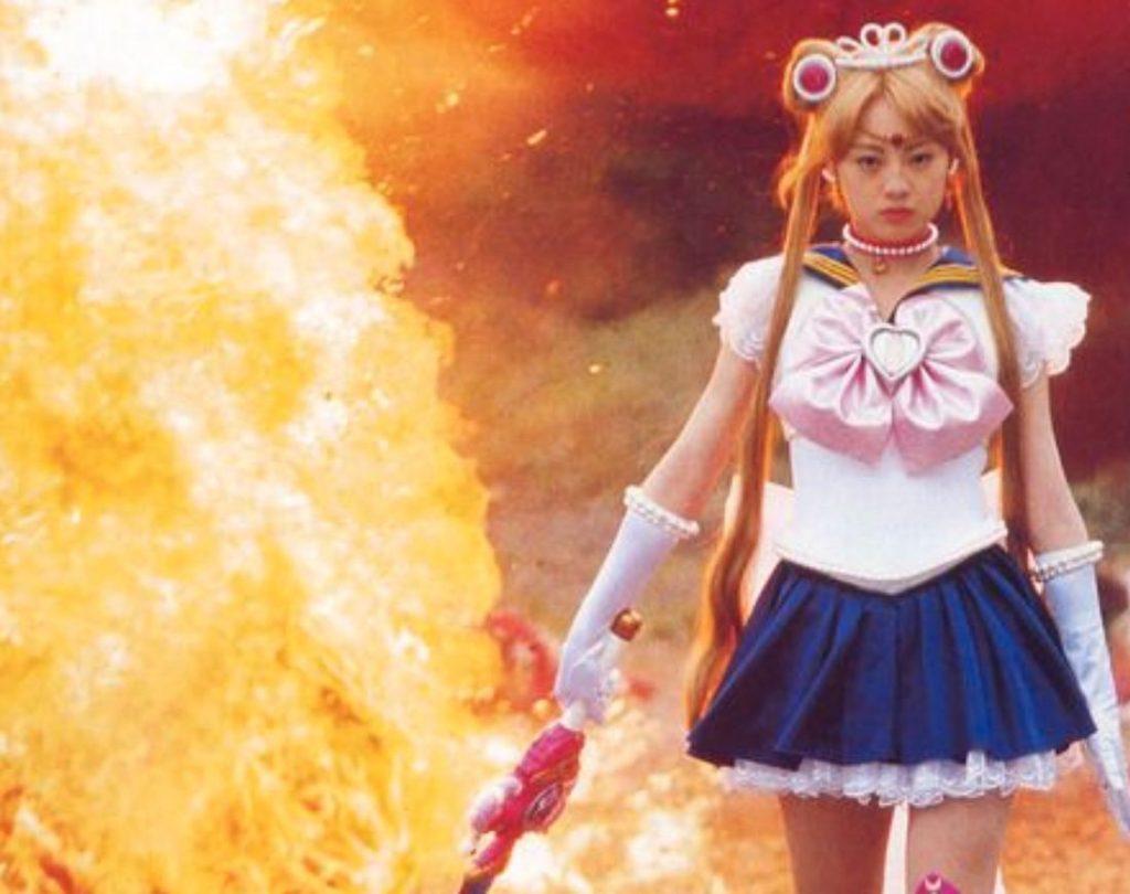 The Vengeful Princess Sailor Moon