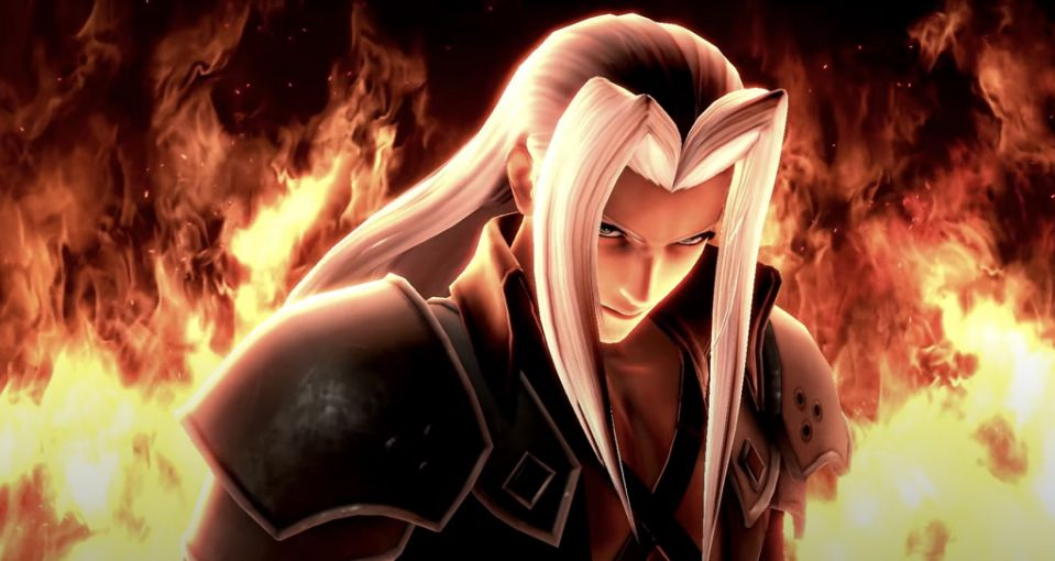 Sephiroth is in Super Smash Bros... but what if anime stars could join the brawl?