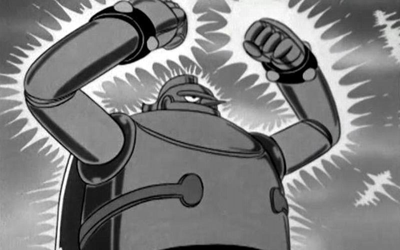We love these weird anime robots - no matter how weird they get