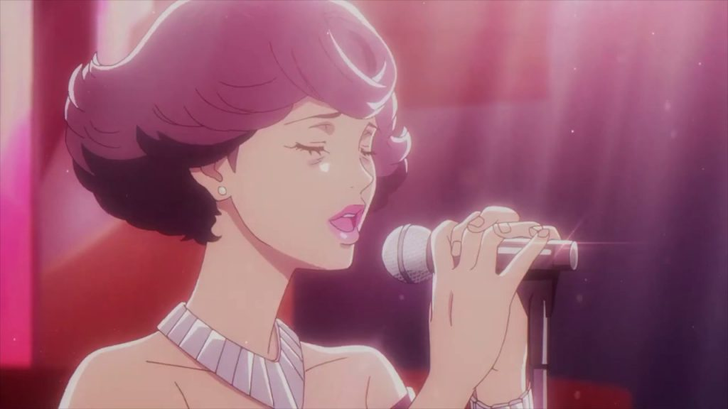 Angela from Carole & Tuesday, as voiced by Sumire Uesaka