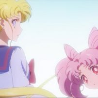 New Sailor Moon Movie Reveals Short Scene with Chibiusa and Helios