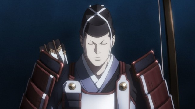 Historical Samurai Gets Anime Treatment from Production I.G